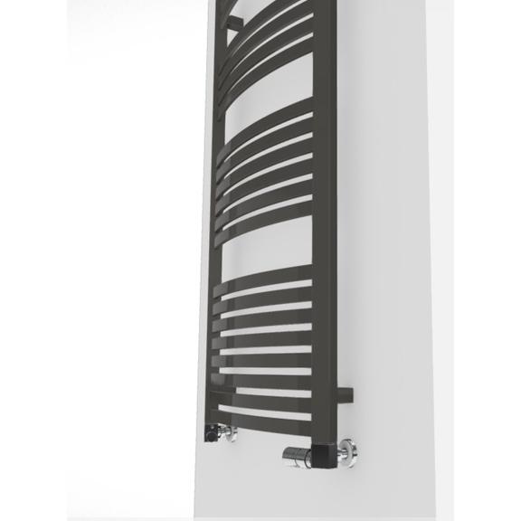 TERMA Dexter kúpeľňový radiátor farebné prevedenia RAL7022