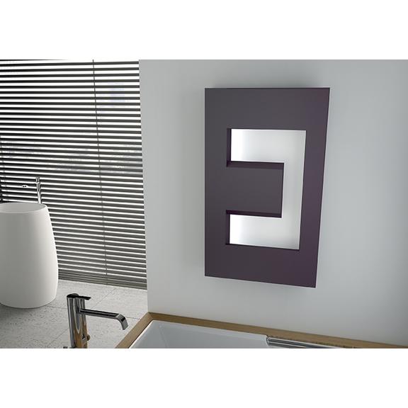IRSAP Dedalo dizajnový radiátor 900x498 farebné prevedenia Special - Purple Blue