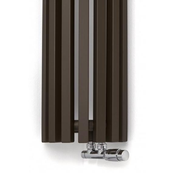 TERMA Triga ANC dizajnový radiátor detail3 - verzia - vodný