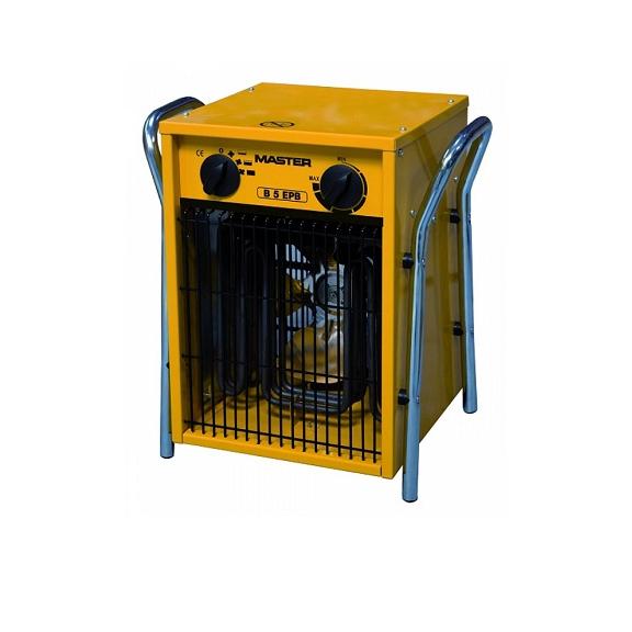 Master B 5 EPB profesionálny elektrický ohrievač s ventilátorom