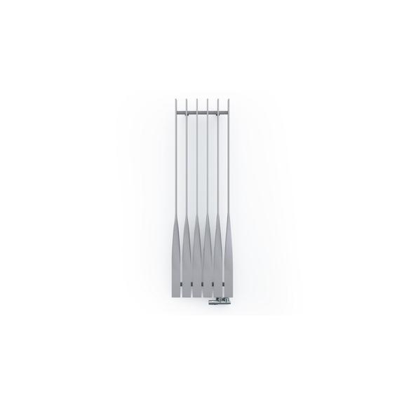 TERMA Cyklon V dizajnový radiátor 1600x495 - Metallic Beige