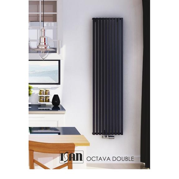 ISAN Octava Double radiátor s vysokým výkonom - S02