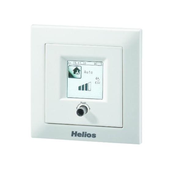 Helios KWL-BEC Komfortný ovládač s grafickým displejom