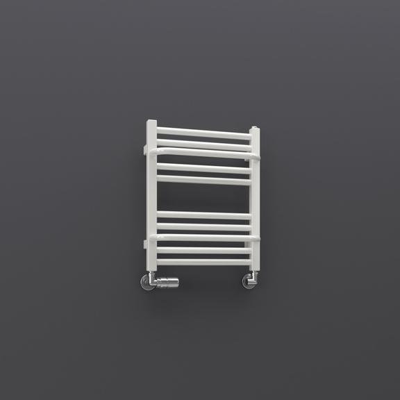 TERMA Lima kúpeľňový radiátor RAL9016 500x400