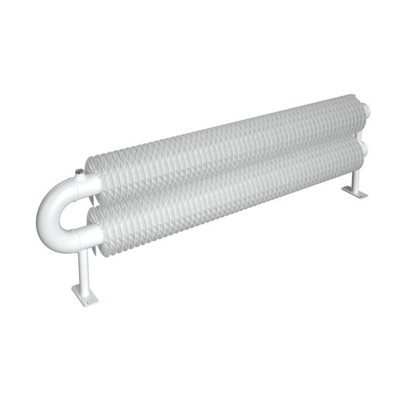 ISAN Spiral RAO2-F radiátor na zem