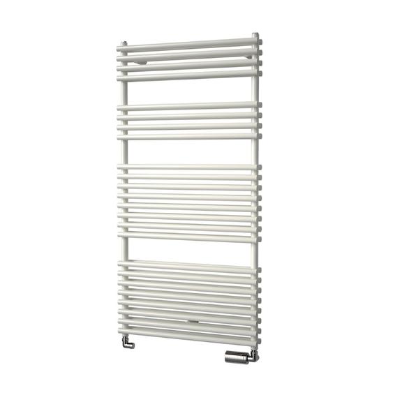 ISAN Ikaria Double kúpeľňový radiátor 1212x600 - RAL9001