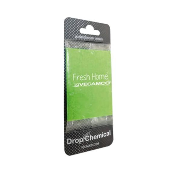 Vecamco Fresh Home aromatický osviežovač vzduchu do klimatizácie - White Musk