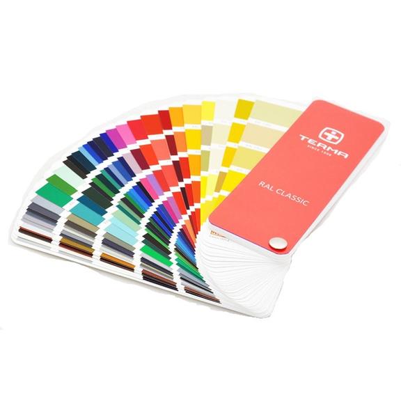 Farby dizajnových radiátorov