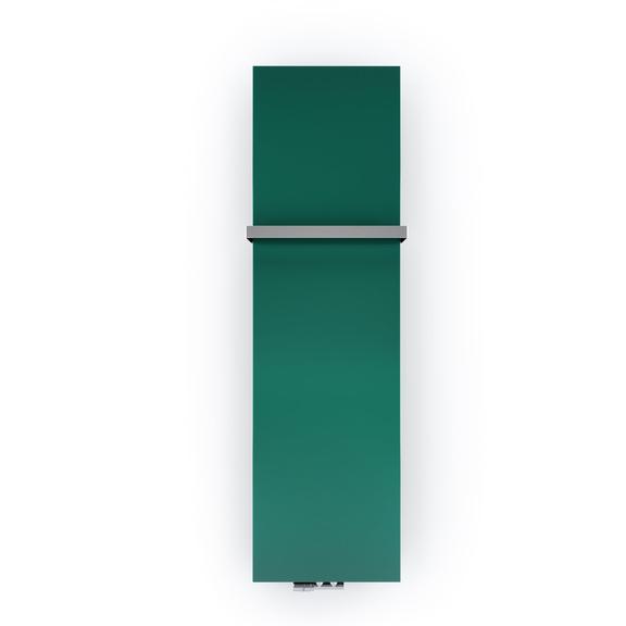 TERMA Case Slim dizajnový vertikálny radiátor Ral 6004 - 1810x520