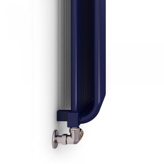 TERMA Delfin dizajnový radiátor 1800x580 RAL 5022