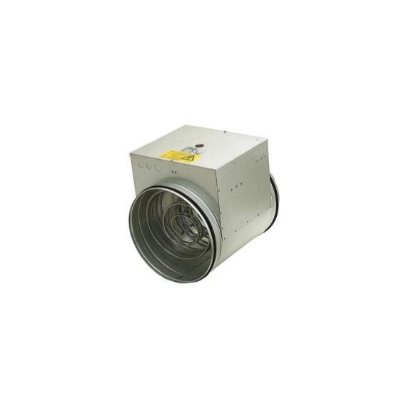 Systemair CB 100-0,4 elektrický ohrievač do kruhového potrubia