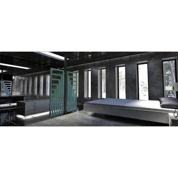 TERMA Angus DW dizajnový radiátor inšpirácie