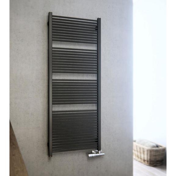 TERMA Mike dizajnový radiátor 1335x530 farba Soft 9005
