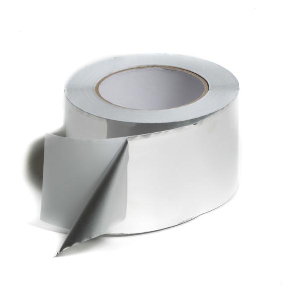 Hliníková lepiaca páska 75mm x 50m