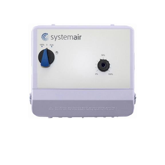 Systemair RETP 6 regulátor pre kruhové ventilátory