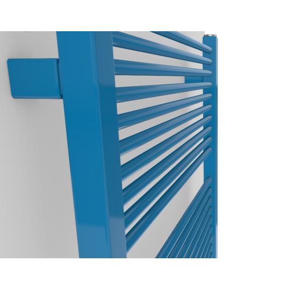 TERMA Mike dizajnový radiátor RAL5015 - detail