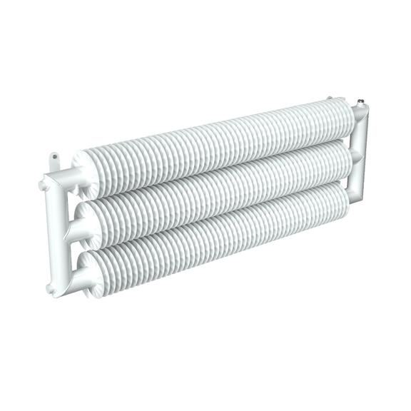 ISAN Spiral RAT3-W radiátor na stenu