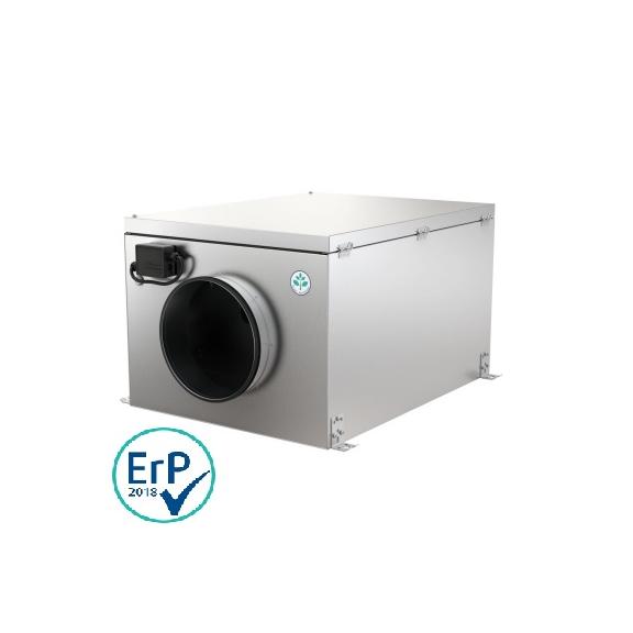 Systemair KVK Silent 200EC kruhový ventilátor