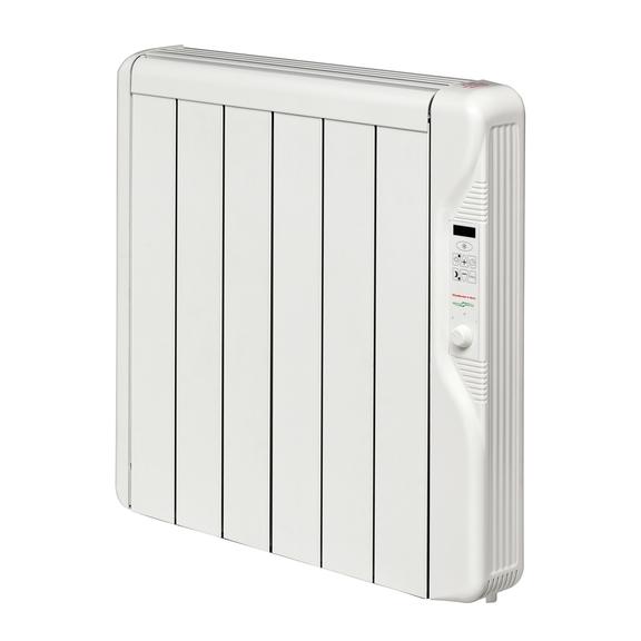 Programovateľný digitálny elektrický radiátor Gabarrón ECOSECO RX4E Plus 500W