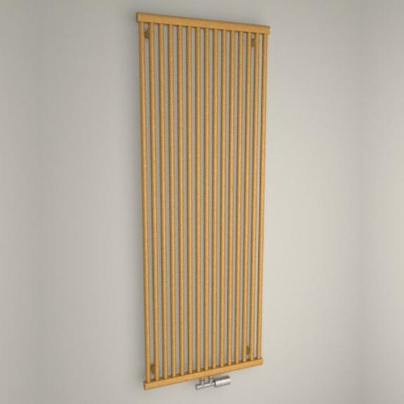 ISAN Kandavu kúpeľňový radiátor