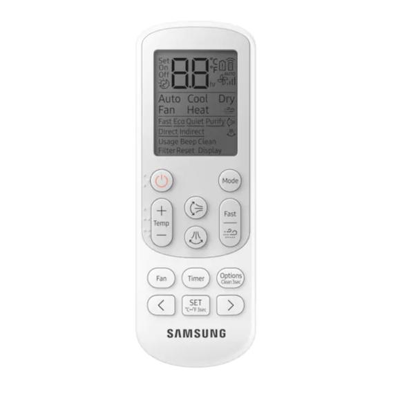 wind-free remote