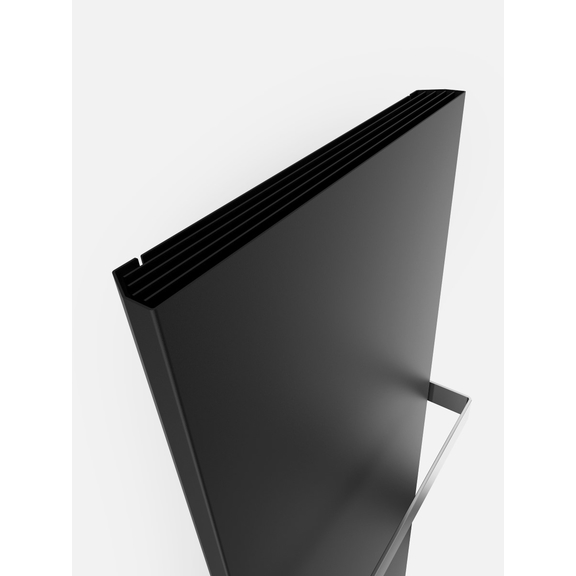 TERMA Case Slim dizajnový radiátor s potlačou vzor 1 - detail
