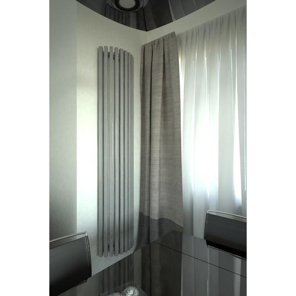 TERMA Triga AW dizajnový radiátor - inšpirácie