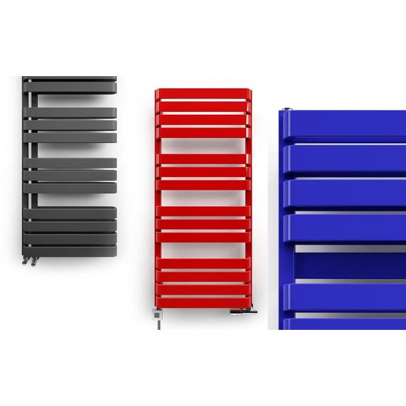 TERMA Warp T Bold dizajnový radiátor - modely rady Warp