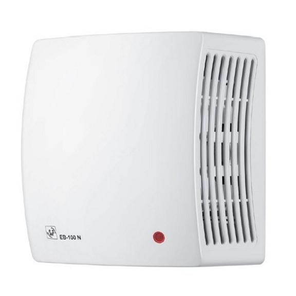 Soler & Palau EB 100 N S IPX4 malý radiálny ventilátor