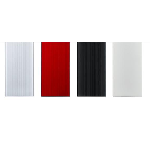 Mitsubishi Diamond vzorkovník farieb - perleťová biela - rubínova červená - onyxovo čierna - prírodná biela