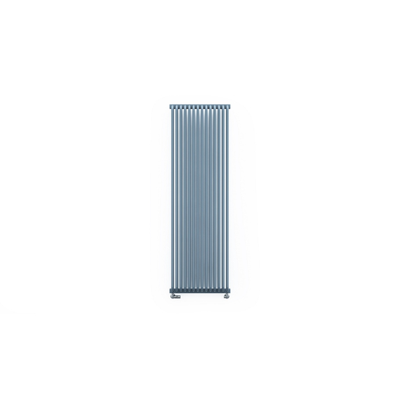 TERMA Delfin dizajnový radiátor 1880x580 RAL 5014 vertikálny