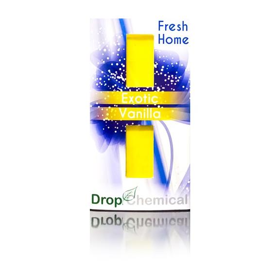 Vecamco Fresh Home aromatický osviežovač vzduchu do klimatizácie Exotic Vanilla