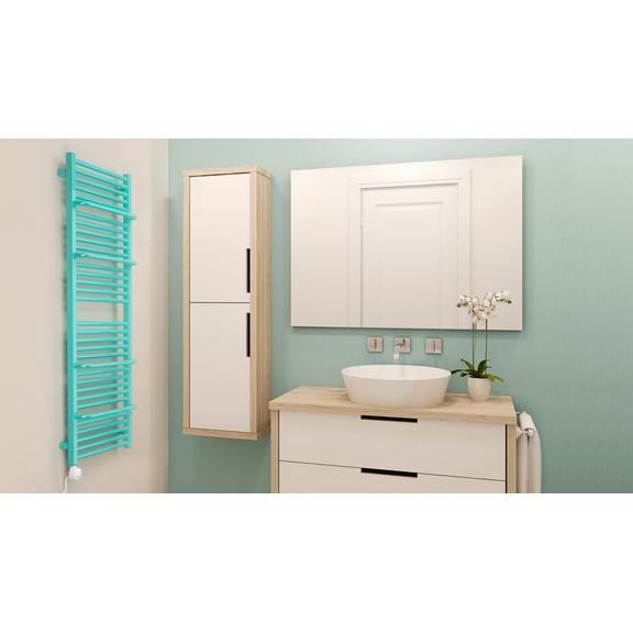 TERMA Lima kúpeľňový radiátor v interiéri