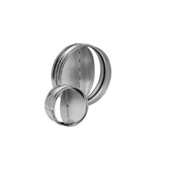 Systemair RSK 100 klapka pre kruhové ventilátory