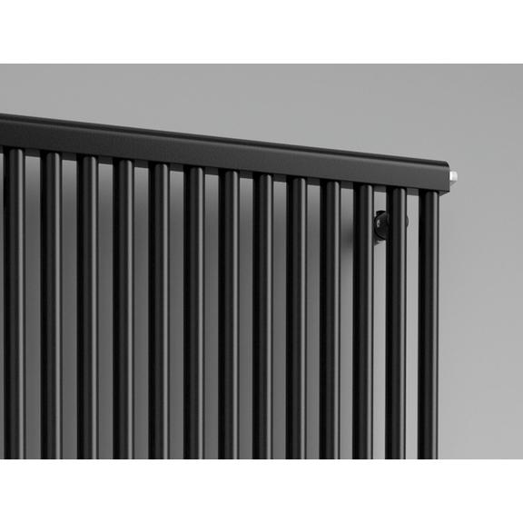 ISAN Kandavu kúpeľňový radiátor detail