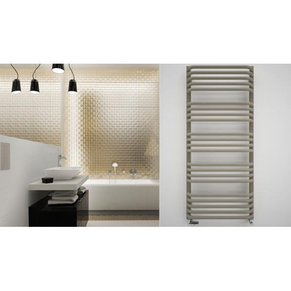 TERMA Alex dizajnový radiátor moderná kúpeľňa