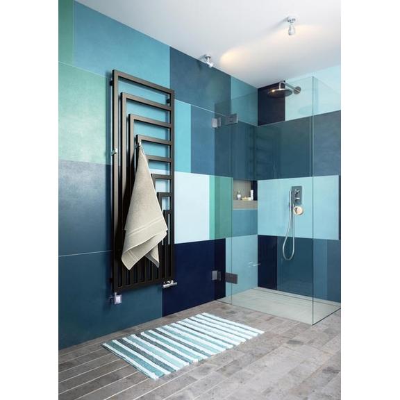 TERMA Angus V dizajnový radiátor - do kúpeľne
