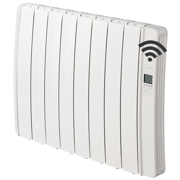 Elektrické radiátory Gabarrón Diligens - s digitálnym ovládaním a WiFi