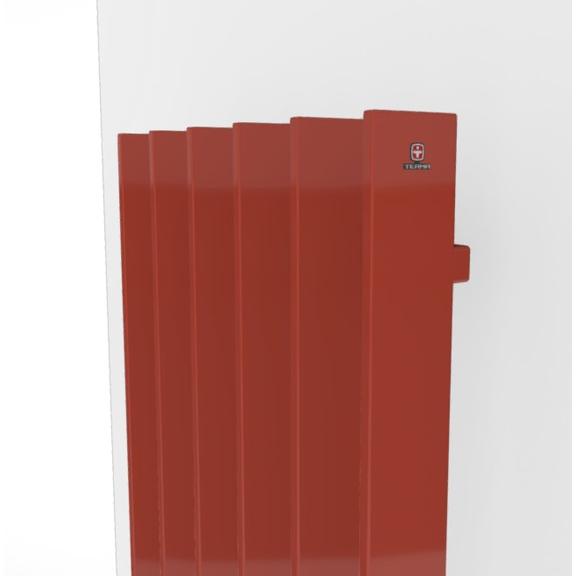 TERMA Cyklon V dizajnový radiátor -  farebné prevedenia RAL3016