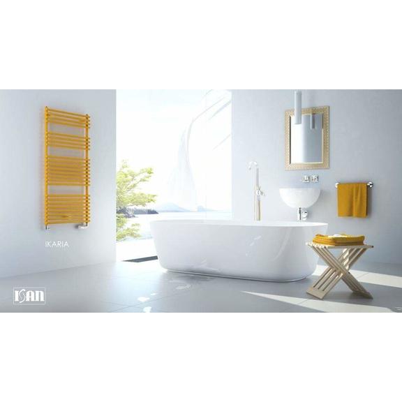 ISAN Ikaria kúpeľňový radiátor interiér