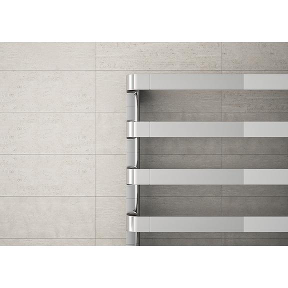 IRSAP Step B kúpeľňový radiátor detail