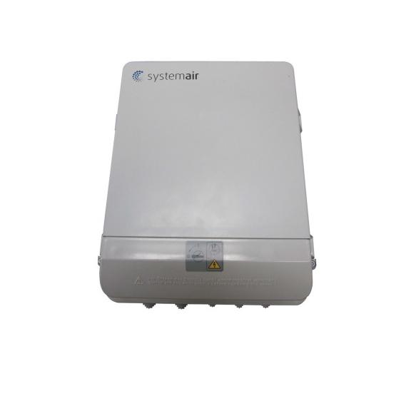 Systemair FRQS-E-6A frekvenčný menič pre kruhové ventilátory