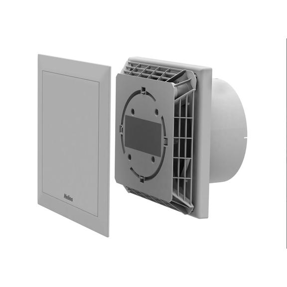 Helios MiniVent M1/150 0-10V dvojotáčkový ventilátor s plynulou reguláciou - profil
