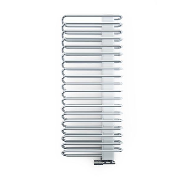 TERMA Michelle dizajnový radiátor 1200x500 Chrome a RAL9016