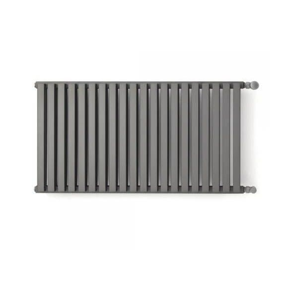 TERMA Nemo dizajnový radiátor 530x915 Metallic Stone