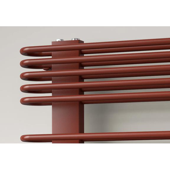 ISAN Koro PLUS kúpeľňový radiátor detail