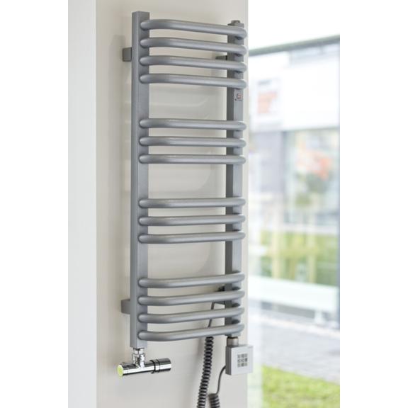 TERMA Alex elektrický kúpeľňový radiátor 760x300