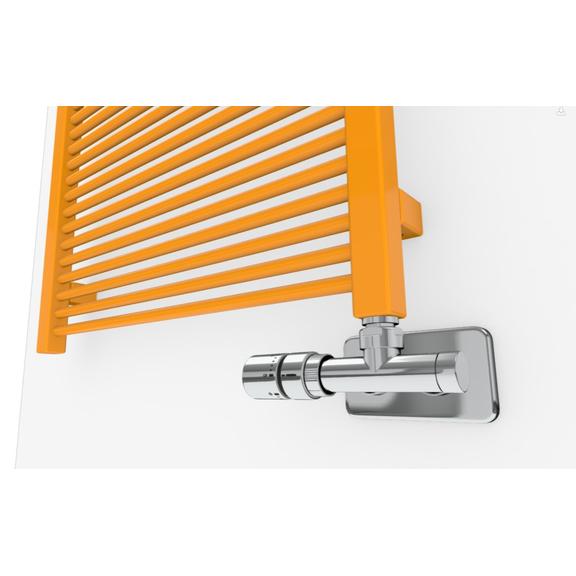 TERMA Mike dizajnový radiátor RAL1028