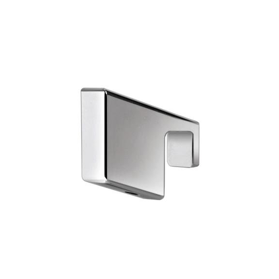 TERMA Chrómový bodový háčik ZIP H 10mm