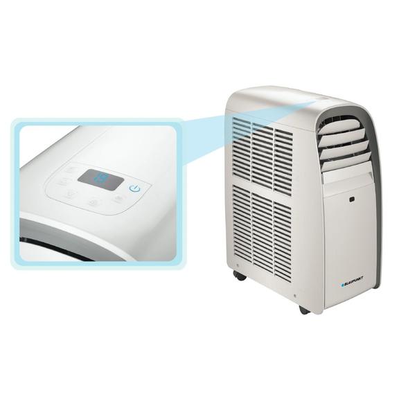 Blaupunkt Arrifana 08C mobilná klimatizácia - detail klimatizácie